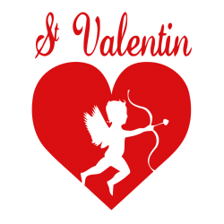 coeur-cupidon-st valentin