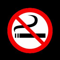 Interdit de fumer