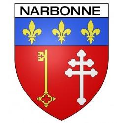 Écusson blason Narbonne