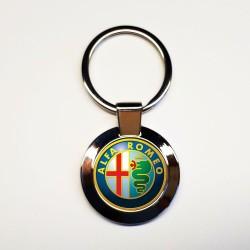 Porte-clés alpha romeo