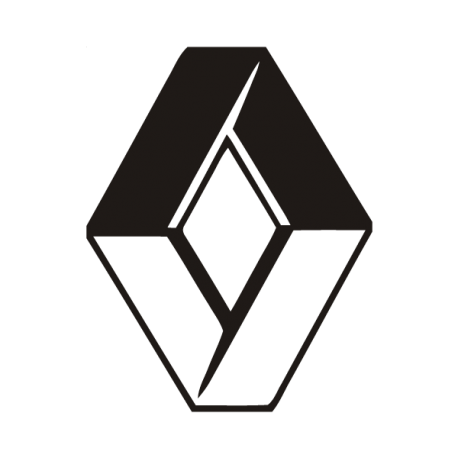 Logo Renault Sitcker
