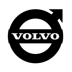 Logo Volvo Sitcker