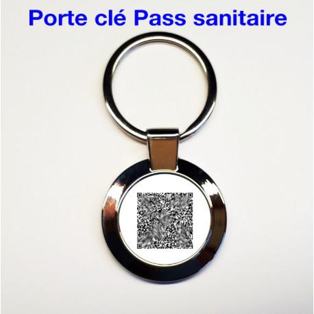 Porte-clés Pass Sanitaire