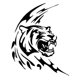 TETE-TIGRE-TRIBAL