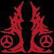 tribal-mercedes-01-rouge-