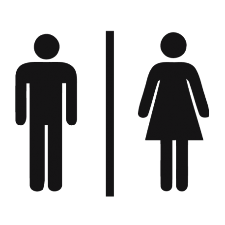Femme et homme