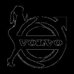Logo volvo Femme